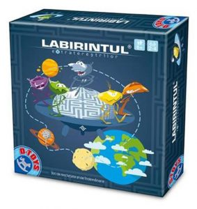 Joc labirintul extraterestrilor