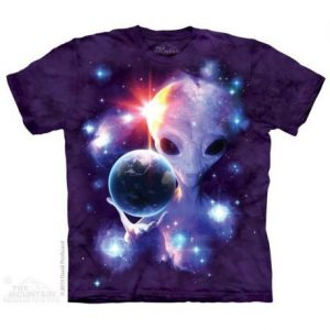 tricou-alien-origins