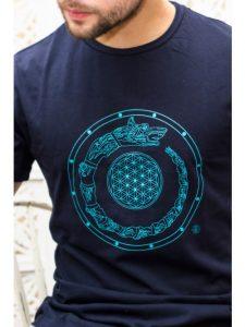 tricou-draconul-dacic-si-floarea-vietii