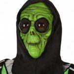 masca-extraterestru-verde
