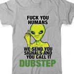 tricou-dubstep-alien-grey